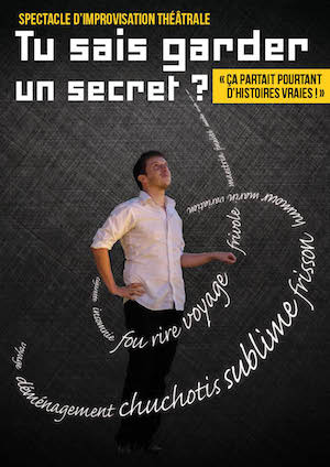 Tu sais garder un secret? image